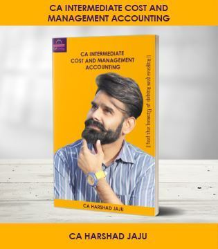 Picture of Cost and Management Accounting By CA Harshad Jaju