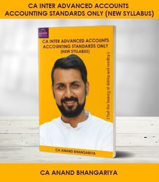 Picture of CA Inter Advanced Accounts Accounting Standards