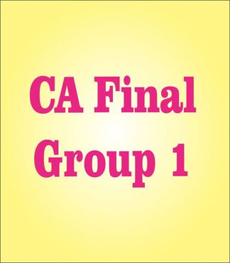 Picture for category CA Final Group 1