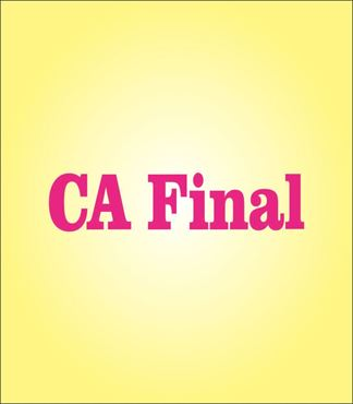 Picture for category CA Final