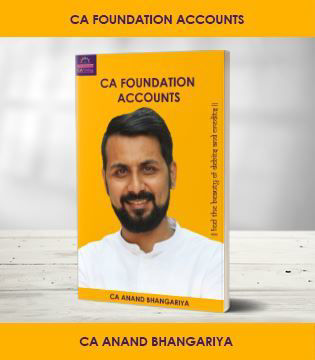 Picture of CA Foundation Accounts (2020 Recordings)