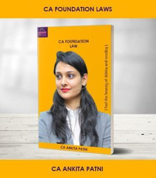 Picture of Law By CA Ankita Patni