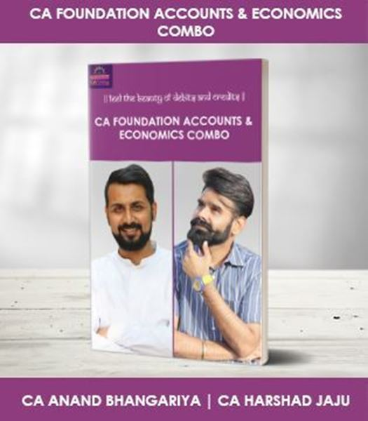 Picture of Accounts and Economics Combo