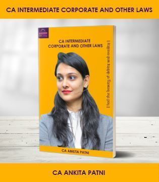 Picture of Corporate and Other Laws by CA Ankita Patni