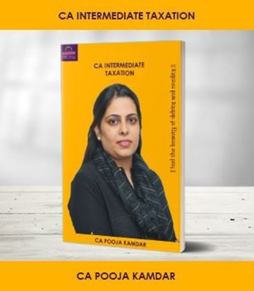 Picture of Taxation By CA Pooja Kamdar