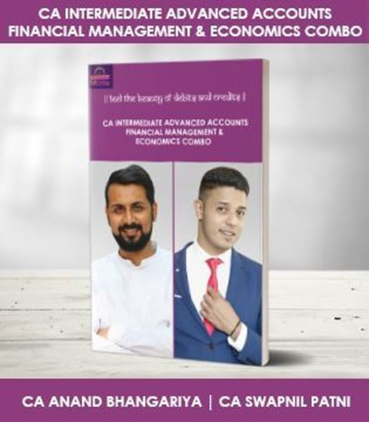 Picture of Advacned Accounts + Financial Management & Economics COMBO