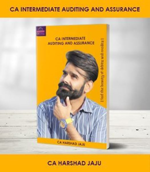Picture of Auditing and Assurance By CA Harshad Jaju
