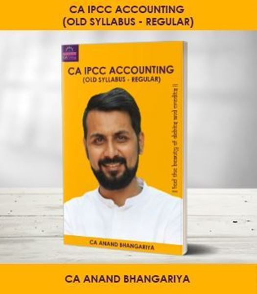 Picture of CA IPCC Accounts Group 1 Old Syllabus