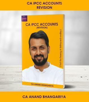 Picture of CA IPCC Accounts Revision