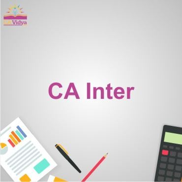 Picture for category CA Inter