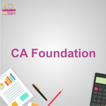 Picture for category CA Foundation