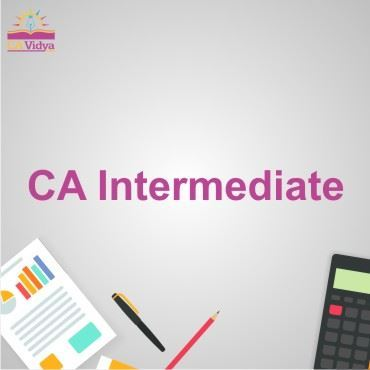Picture for category CA Intermediate