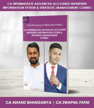 Picture of Advanced Accounts +  EIS & SM (Hindi English Mix) Combo (Pre Booking)