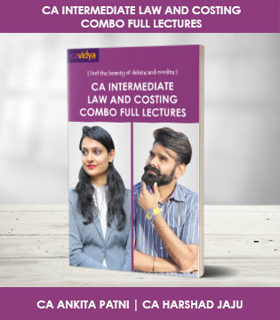 Picture of CA INTERMEDIATE LAW AND COSTING COMBO FULL LECTURES
