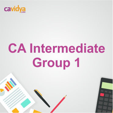 Picture for category CA Intermediate Group 1
